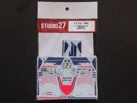 STUDIO27【DC-912】1/12 RC212V HRC #72 MotoGP 2011 DECAL
