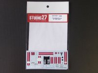 STUDIO27【DC-914】1/12 RC212V #T Test 2010 DECAL