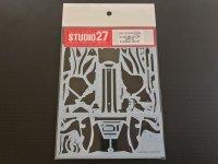 STUDIO27【CD-12005】1/12 RC213V 2014 カーボンデカールセット(T社対応)