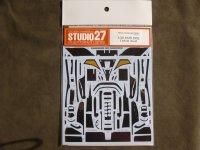STUDIO27【CD-20040】1/20 Type 102D用カーボンデカール(T社対応)