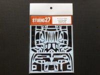 STUDIO27【CD-24014】1/24 PORSCHE CARRERA GT カーボンデカールセット(T社対応)