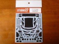 STUDIO27【CD-24028】1/24 M6 GT3 カーボンデカールセット(P社対応)
