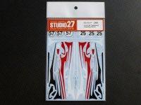 "STUDIO27【DC-1117】1/24 PORSCHE 918""Salzburg"" DressUp Decal(Revell社対応)"