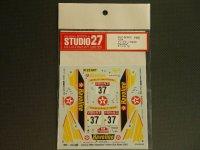 "STUDIO27【DC-517C】1/24 スバルインプレッサ WRC""Havoline""サンレモ '01"