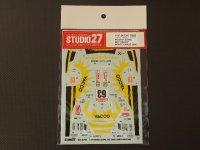 "STUDIO27【DC-736】1/24 プジョー307WRC ""MONTE-CARLO #63 YACCO""'06"
