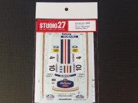 "STUDIO27【DC-755C】1/24 スバル レガシーRS ""Rallying"" RAC '92"