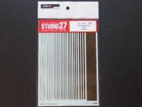 STUDIO27【FP-0011】クロムデカールライン(ゴールド)