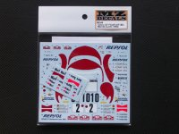 MZ DECALS【MZ-040】CELICA GT-FOUR ST185 Monte-Carlo 1992 DECAL