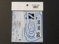 STUDIO27【SDF-20265】JS5 Blazil GP - Spare Decal(スタジオ対応)