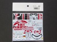 STUDIO27【SDF-24121】1/24 R18 ultra #3/4 LM24 2012スペアデカール(スタジオ対応)
