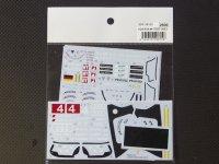 STUDIO27【SDF-24123】1/24 R18 e-tron quattro #4 TEST LM2013スペアデカール(スタジオ対応)