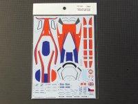 STUDIO27【SDF-2499】1/24 LOLA ASTON B09/60 LMS 2009 - Spare Decal(スタジオ対応)