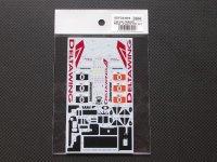 STUDIO27【SDFD-24006】1/24 Delta Wing Press/ATLANTA TEST 2013 キット対応スペアデカール(スタジオ対応)