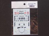 STUDIO27【SDFD-43010C】1/43 956 M 000000 ro 1983(Short tail)スペアーデカール(スタジオ対応)