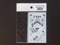 STUDIO27【SDFD-43012C】1/43 956 ADOVAN 1983(Short tail)スペアーデカール(スタジオ対応)