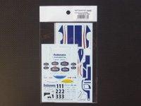 STUDIO27【SDFD-43016C】1/43 956B R 00000 ns 1984(Short tail) スペアーデカール(スタジオ対応)