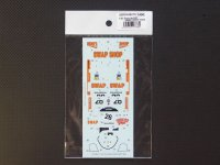 STUDIO27【SDFD-43021C】1/43 956 SWAP SHOP 1984(Long tail) スペアーデカール(スタジオ対応)