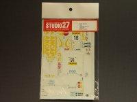 """STUDIO27【DC-310】1/24 ミツビシランサーEvo.VI""""ANCAP""""モンテカルロ'00"""