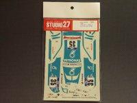 STUDIO27【DC-379】1/24 ミツビシランサーEvo.VIペトロナス・プロトン ニュージーランド'00
