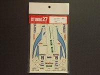 """STUDIO27【DC-380】1/24 フォードフォーカスWRC""""FIM"""" '00"""