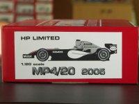STUDIO27【NET-2014】1/20 マクラーレンMP4/20 2005 通販限定100個・廉価版