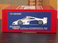 STUDIO27【NET-2405】1/24 F1-GTR  FINA #42/43 LM24h SUZUKA 1997(限定100)廉価版