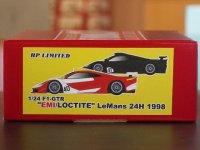 STUDIO27【NET-2407】1/24 F1-GTR EMI/LOCTITE #40/41 LM 1998(限定100)廉価版
