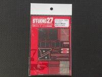 STUDIO27【FP-2040】1/20 マクラーレンMP4/5Bグレードアップパーツ