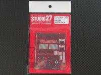 STUDIO27【FP-2498】1/24メルセデスCLK-GTR グレードアップパーツ