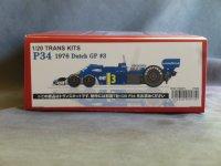 STUDIO27【TK-2071】1/20 P34 Dutch GP 1976 トランスキット(T社対応)