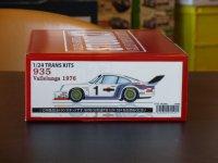 STUDIO27【TK-2466】1/24 PORSCHE 935'Vallelunga'1976トランスキット(T社対応)