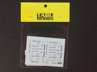 TABU DESIGN【TABU-43004】1/43 R24(MINICHAMPS対応)