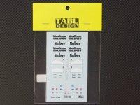 TABU DESIGN【TABU-43005】1/43F2004(HOTWHEELS対応)