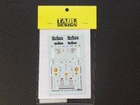 TABU DESIGN【TABU-43006】1/43F2004(HOTWHEELS対応)