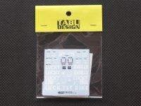 TABU DESIGN【TABU-12038】1/12 スズキRGV-Γ'93オプションデカール
