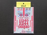 TABU DESIGN【12046】1/12 M23 1976〜1977デカール(T社対応)