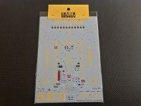 TABU DESIGN【TABU-20076】1/20 Type79 フルスポンサーデカール(H社対応)