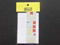TABU DESIGN【TABU-20081】1/20 Type78 IMPERIALデカール(T社対応)