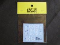 TABU DESIGN【24080】1/24 LANCIA 037 R6 Option Decal(H社対応)
